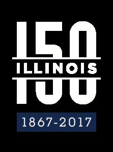 Illinois Sesquicentenial Logo